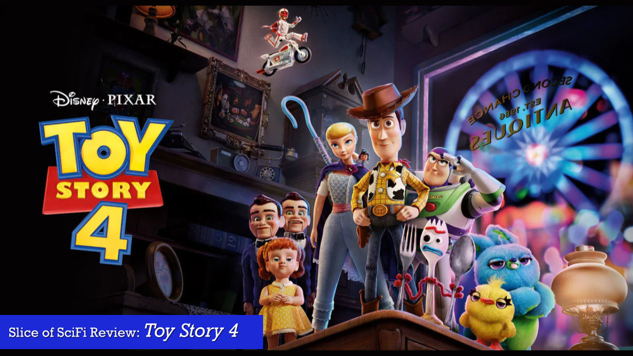 """Toy Story 4"" is both entertaining and thought-provoking"
