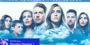 Manifest Season 1 DVD