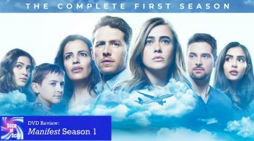 Manifest Season 1 DVD