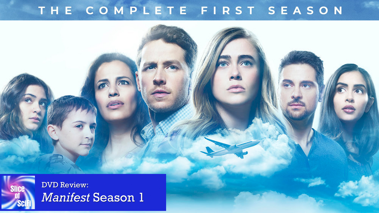 "DVD Review: ""Manifest"" Season 1 The DVD set provides no extras, but we get a delightful commercial-free binge"