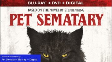 Pet Sematary Giveaway