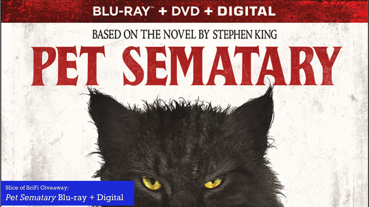 "Contest: ""Pet Sematary"" Blu-ray Giveaway"