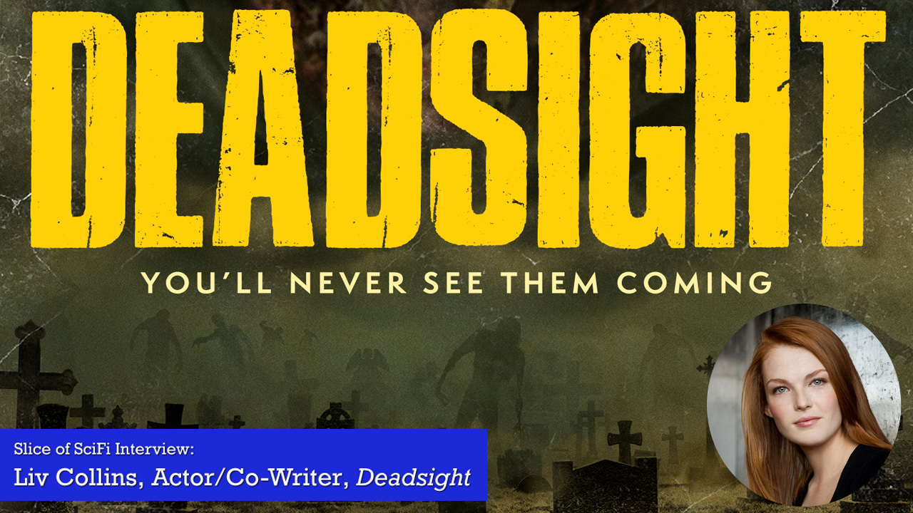 """Deadsight"": Liv Collins' zombie apocalypse with a twist Where the end sneaks up in the cold and quiet wilderness"