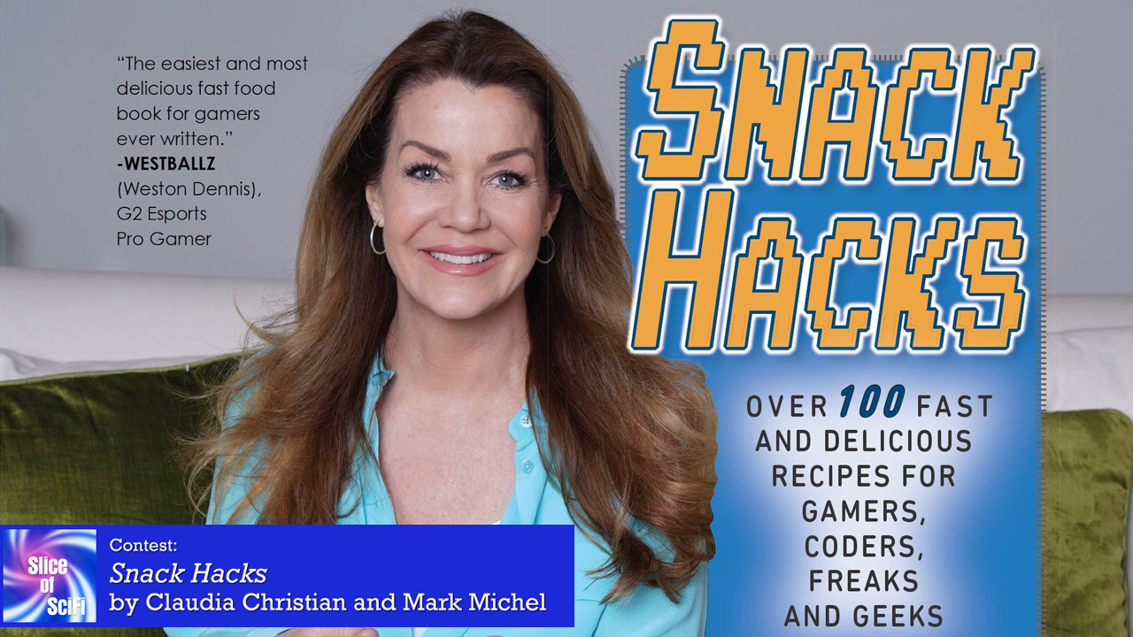 "Contest: Win a Copy of ""Snack Hacks"""