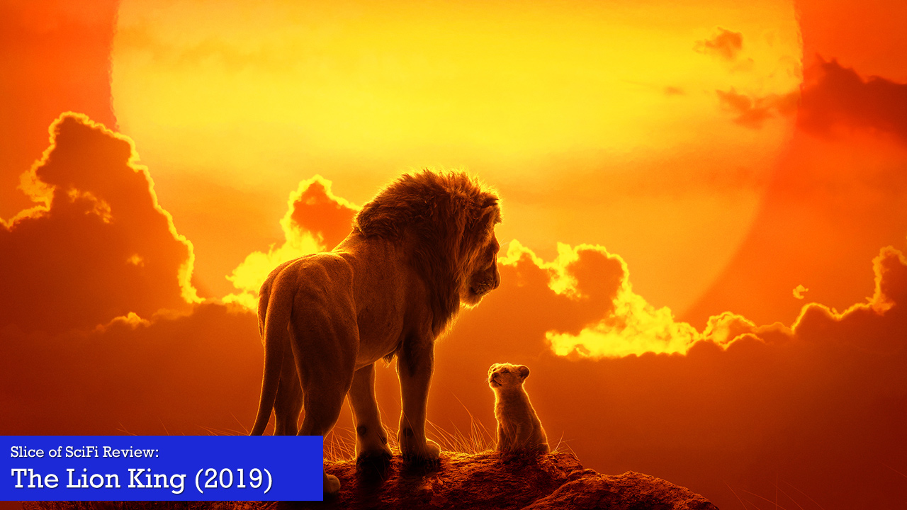 """The Lion King"": Effective and engaging, but only to a point While a visual accomplishment, the movie offers nothing new"