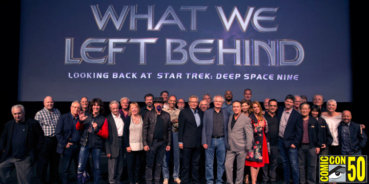 SDCC 2019: DS9 Documentary