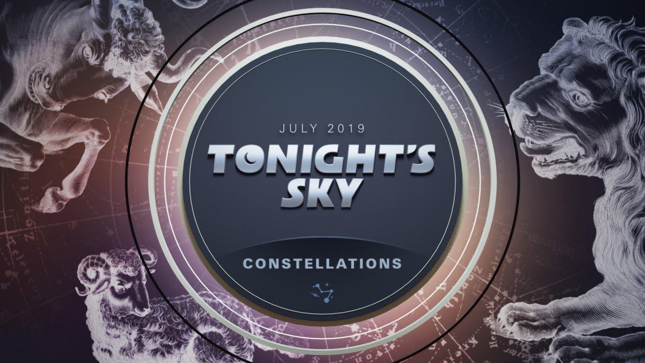 Tonight's Sky: July 2019 Video Guide