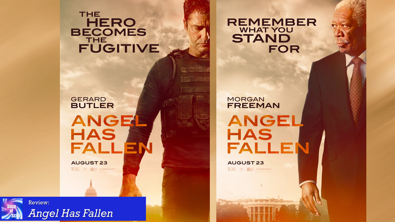 """""""Angel Has Fallen"""" offers intense action and fine acting"""