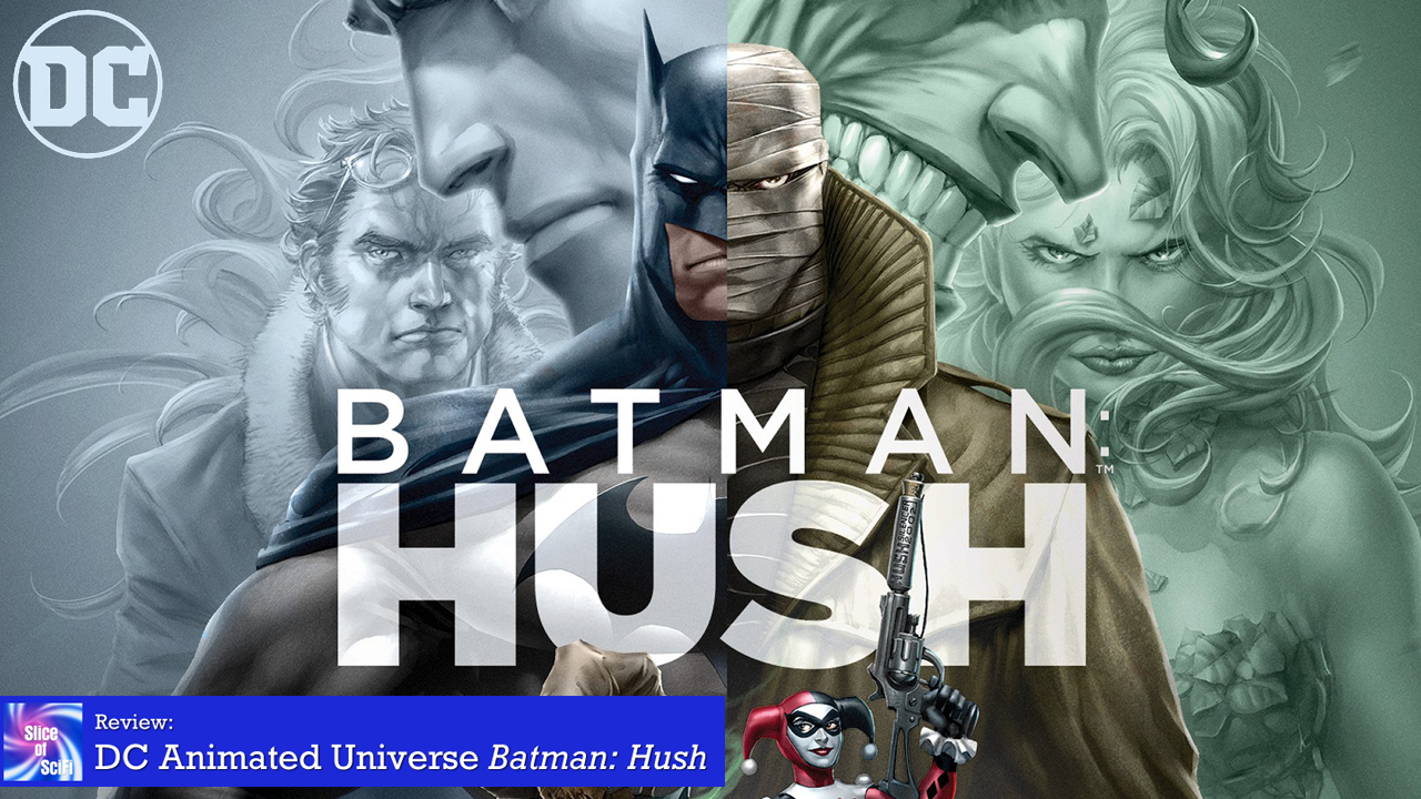 """Batman: Hush"" is a fresh take on an iconic comics story The elements changed for the movie strengthen the story from the comics"
