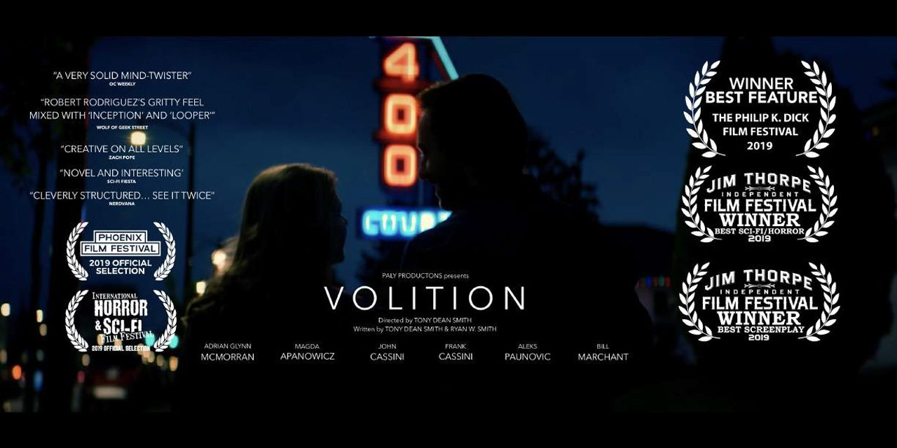 "First Look: ""Volition"" Official Teaser"