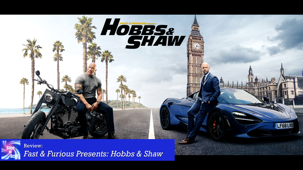 """Hobbs and Shaw"" is a fun but flawed thrill ride The movie shines, but not quite as brightly as the parent franchise"