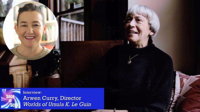 Slice of SciFi 902: Worlds of Ursula K. Le Guin