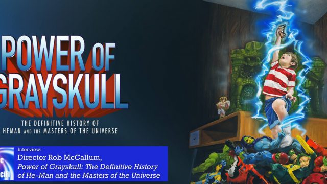 Slice of SciFi 907: Power of Grayskull