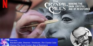 Slice of SciFi 909: The Crystal Calls