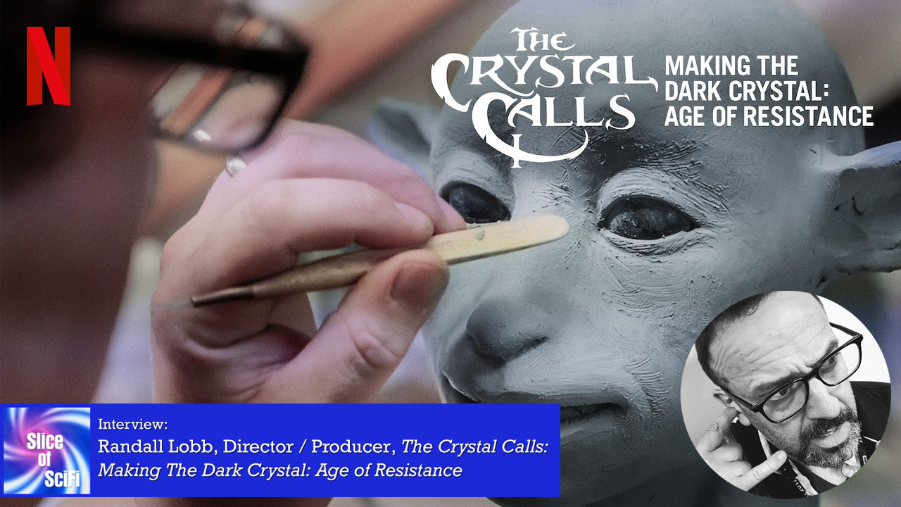 """The Crystal Calls"": Randall Lobb talks Histories and Futures Going behind the scenes with the artisans creating a new vision of a beloved world"