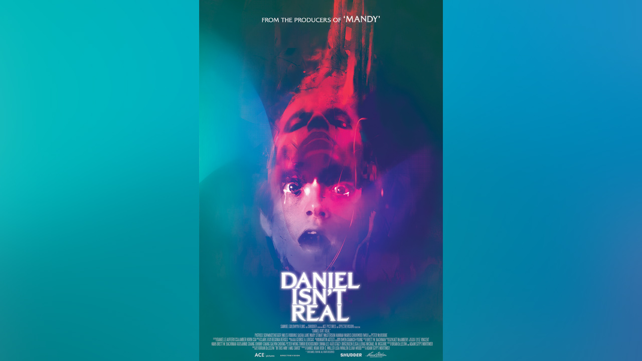 "Official Trailer: ""Daniel Isn't Real"""