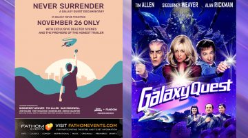 Galaxy Quest: Never Surrender documentary