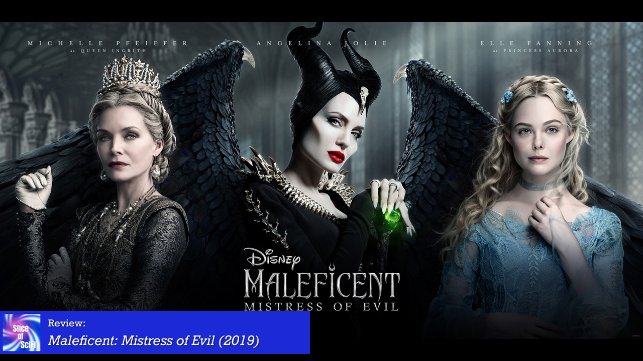 """Maleficent: Mistress of Evil"" is a truly beautiful mess"