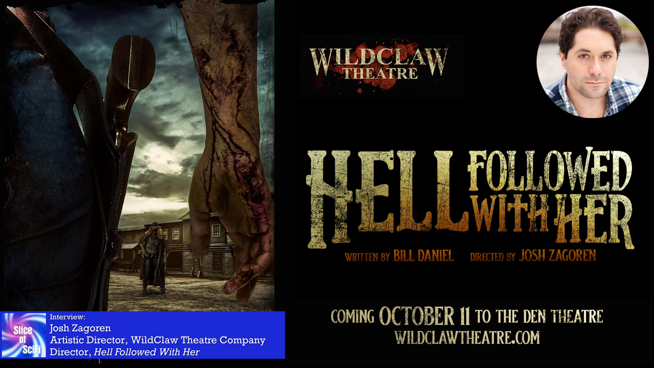 """Hell Followed With Her"": Zombie Westerns On Stage WildClaw Theatre's latest horror production is ready to light up Chicago"