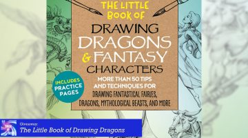 Giveaway: Drawing Dragons