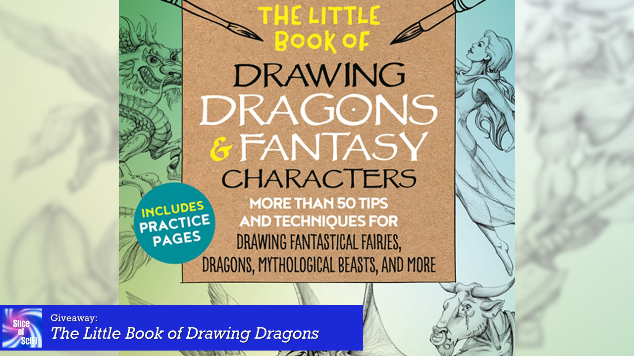 "Giveaway: ""Drawing Dragons and Fantasy Characters"""