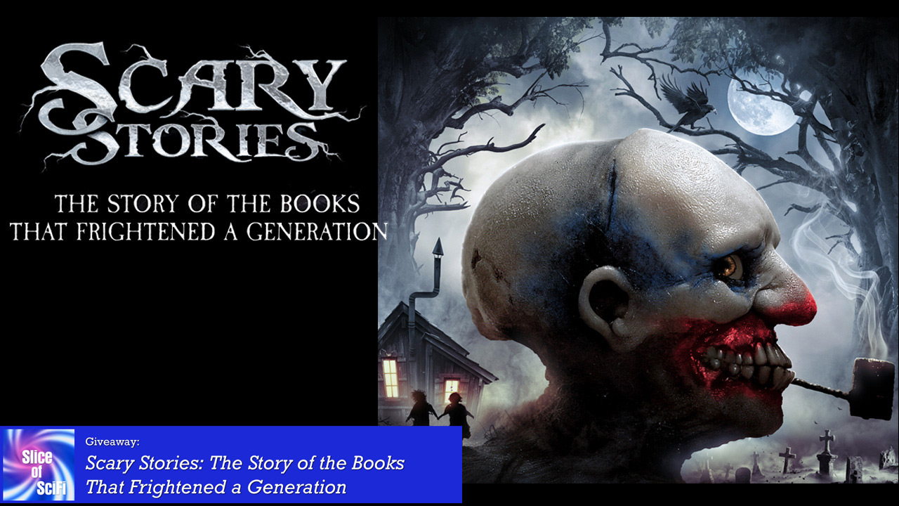 """Giveaway: """"Scary Stories"""" DVD This is the documentary, not the Guillermo del Toro feature film"""