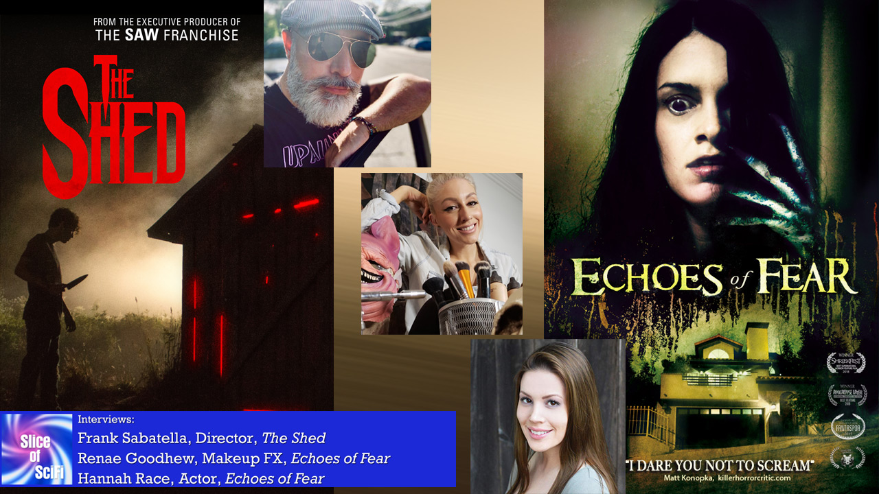 "Indie Horror: ""The Shed"" and ""Echoes of Fear"" Two new indie features with different types of scares are on deck"