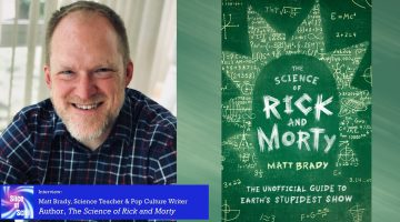 Slice of SciFi 917: The Science of Rick and Morty