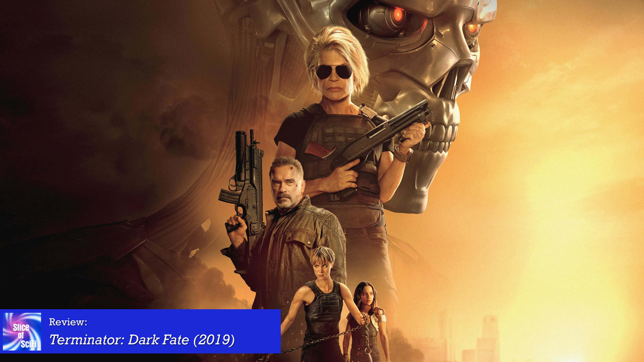 """""""Terminator: Dark Fate"""" is a worthy, action-packed sequel"""