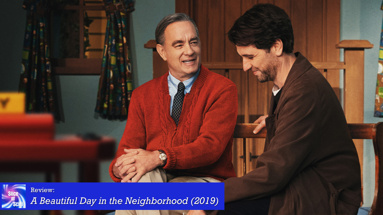 """A Beautiful Day in the Neighborhood"" fully captures the spirit of Mr. Rogers"
