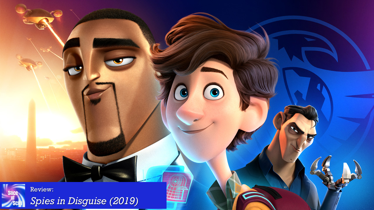 """Spies in Disguise"" is fun holiday fare"