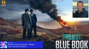 Slice of SciFi 922: Project Blue Book Season 2
