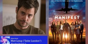"Slice of SciFi 924: Matt Long, ""Manifest"""