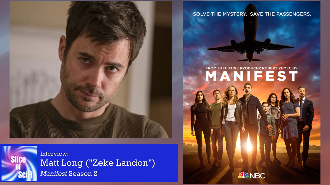 """Manifest"": Matt Long joins the mystery ride How Zeke's journey echoes the fates of the passengers"