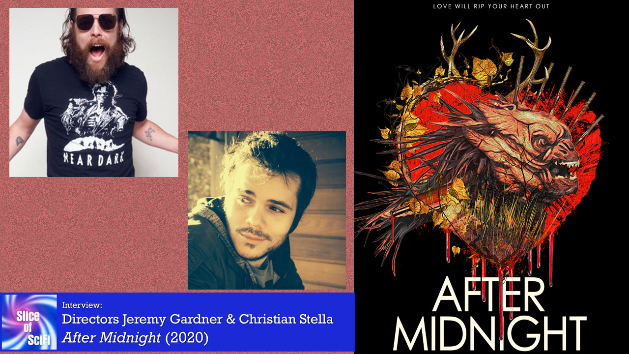 """Indie Spotlight: Horror-Comedy """"After Midnight"""" Directors Jeremy Gardner and Christian Stella talk writing, cinematography and more"""
