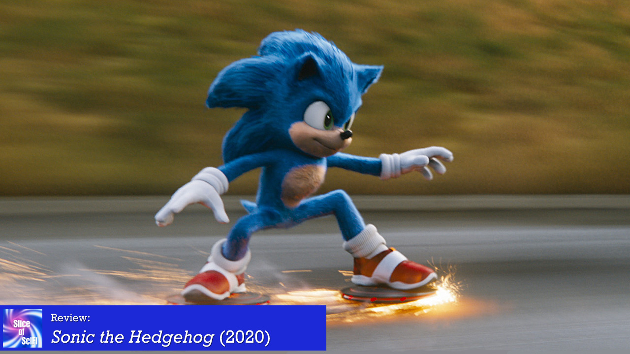 """Sonic the Hedgehog"" is charming, action-packed, but uneven Despite its flaws, this is an entertaining family film for older children"