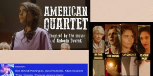 Slice of SciFi Extra: AmericanQuartet