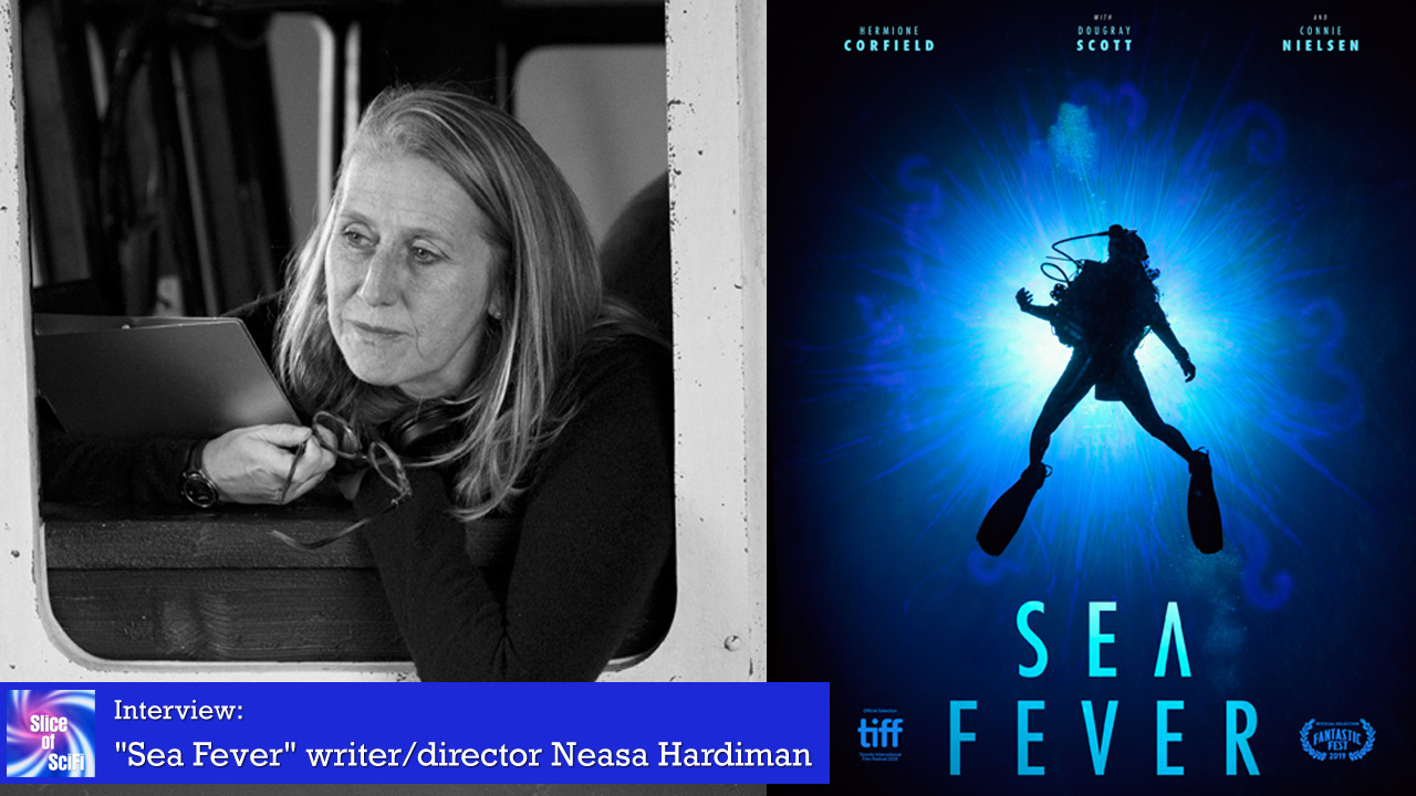 """Sea Fever"": Neasa Hardiman talks tensions and creatures The BAFTA award-winner examines human flaws vs the scientific method"