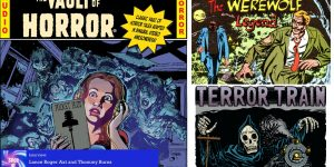 "Slice of SciFi 936: EC Comics ""The Vault of Horror"""