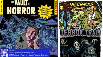 "Slice of SciFi 936: EC Comics ""The Vault of Horror"""