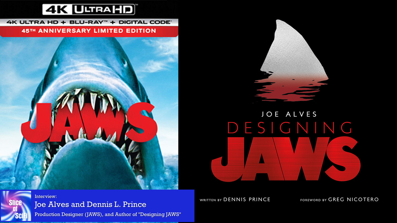 JAWS: Everything, Then Some, and More It's a JAWS discussion, full of surprises and fond memories