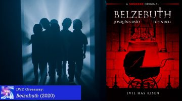 Belzebuth DVD Giveaway