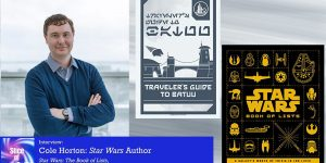 Slice of SciFi 939: Star Wars reference books