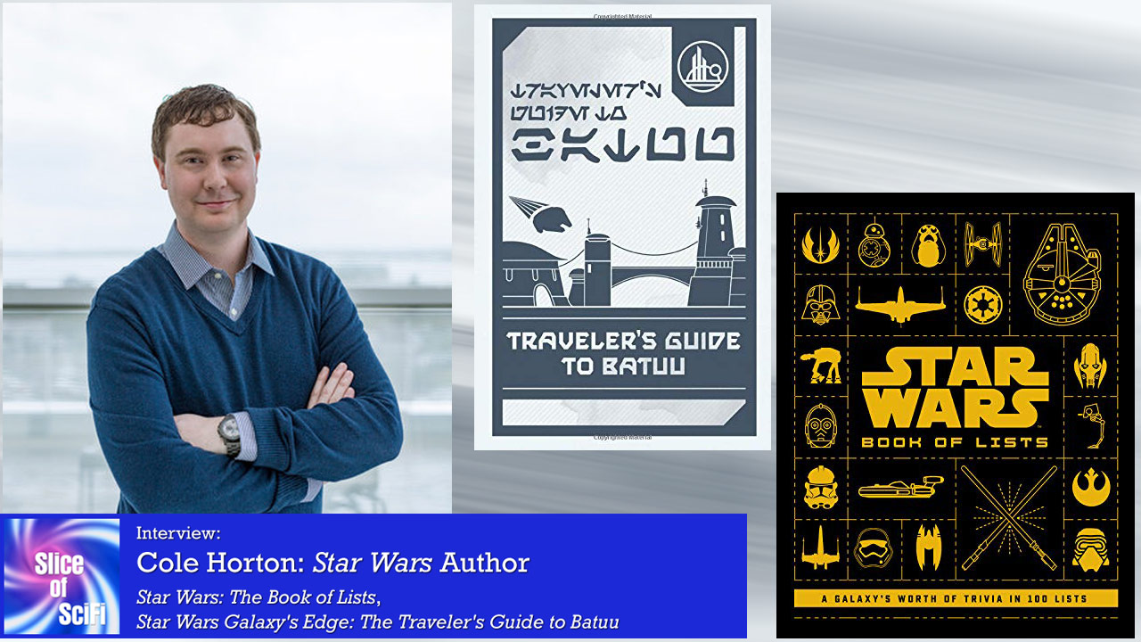 "Cole Horton: ""Star Wars"" in Detail Playing in the Star Wars Universe all day long to make things easier to find"