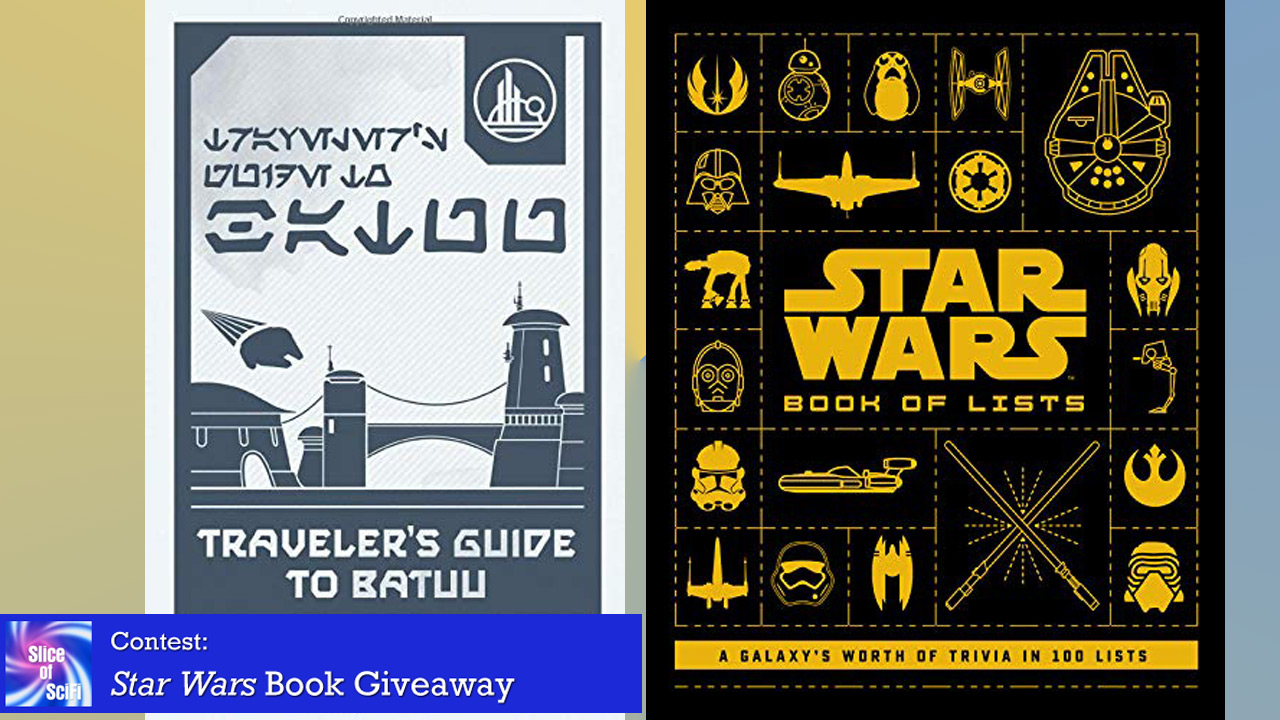 Contest: Star Wars Reference Books