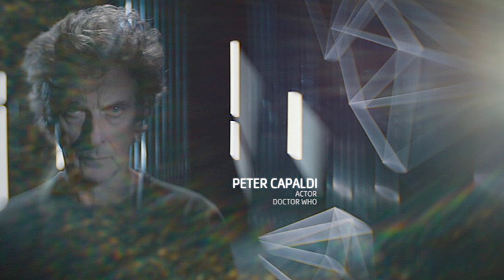 Story of Science Fiction: Peter Capaldi