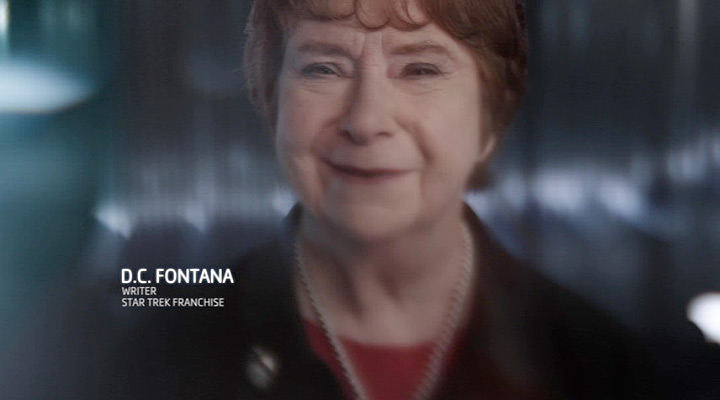 Story of Science Fiction: DC Fontana