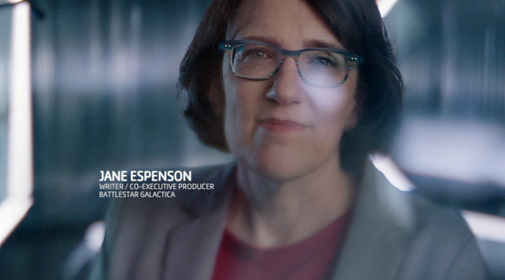 Story of Science Fiction: Jane Espenson