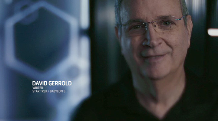 Story of Science Fiction: David Gerrold
