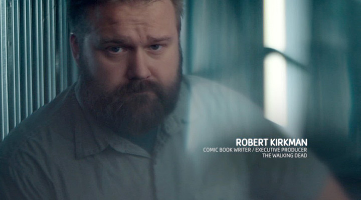 Story of Science Fiction: Robert Kirkman
